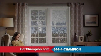 Champion Windows TV Spot, 'Air Leaks and Drafts' - Thumbnail 10