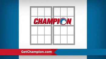 Champion Windows TV Spot, 'Air Leaks and Drafts' - Thumbnail 4