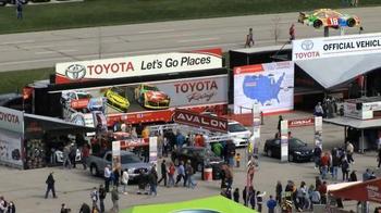 NASCAR Kansas Speedway TV Spot, 'Hollywood Casino 400' - Thumbnail 7