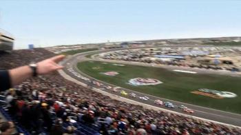 NASCAR Kansas Speedway TV Spot, 'Hollywood Casino 400' - Thumbnail 9