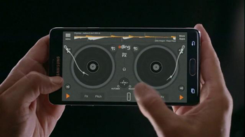Samsung Galaxy Note 4 TV Spot, 'Then and Now' - Thumbnail 4