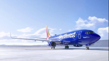 Southwest Airlines TV Spot, 'The Big Ones' Song Nick Waterhouse - Thumbnail 7