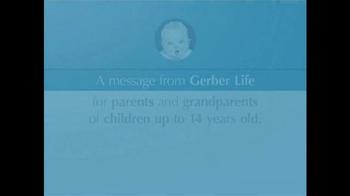 The Gerber Life Grow-Up Plan TV Spot - Thumbnail 1