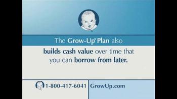 The Gerber Life Grow-Up Plan TV Spot - Thumbnail 8