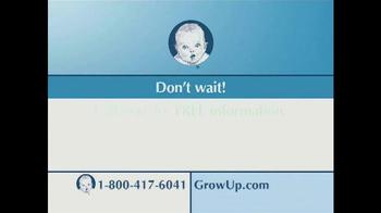 The Gerber Life Grow-Up Plan TV Spot - Thumbnail 9