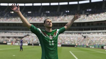 GameStop TV Spot, 'FIFA 15: Feel the Passion, Kiss the Wrist'