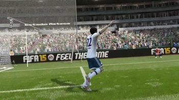 GameStop TV Spot, 'FIFA 15: Feel the Passion, Kiss the Wrist' - Thumbnail 2