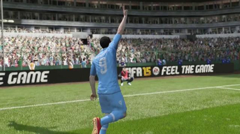 GameStop TV Spot, 'FIFA 15: Feel the Passion, Kiss the Wrist' - Thumbnail 4