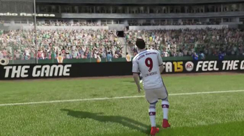 GameStop TV Spot, 'FIFA 15: Feel the Passion, Kiss the Wrist' - Thumbnail 5