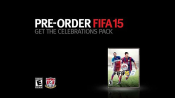 GameStop TV Spot, 'FIFA 15: Feel the Passion, Kiss the Wrist' - Thumbnail 8