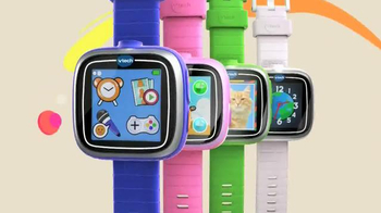 VTech Kidizoom Smartwatch TV Spot, 'Kidizoom Smartwatch 2014' - Thumbnail 1