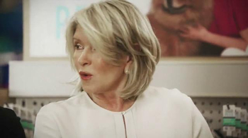 PetSmart TV Spot, 'Inspiration' Featuring Martha Stewart, Bret Michaels - Thumbnail 2