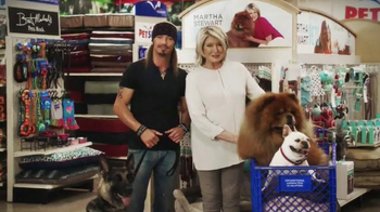 PetSmart TV Spot, 'Inspiration' Featuring Martha Stewart, Bret Michaels - 244 commercial airings