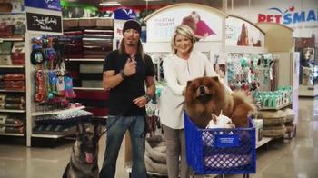 PetSmart TV Spot, 'Inspiration' Featuring Martha Stewart, Bret Michaels - Thumbnail 6