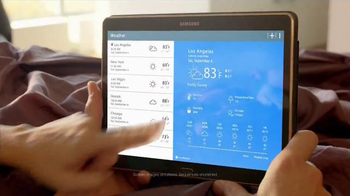 Samsung Galaxy Tab S TV Spot, 'What You Really Need' Featuring Kristen Bell - Thumbnail 2