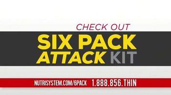 Nutrisystem Six Pack Attack Kit TV Spot Featuring Dan Marino - 206 commercial airings