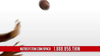 Nutrisystem Six Pack Attack Kit TV Spot Featuring Dan Marino - Thumbnail 1