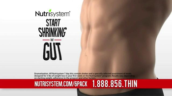 Nutrisystem Six Pack Attack Kit TV Spot Featuring Dan Marino - Thumbnail 3