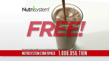 Nutrisystem Six Pack Attack Kit TV Spot Featuring Dan Marino - Thumbnail 8