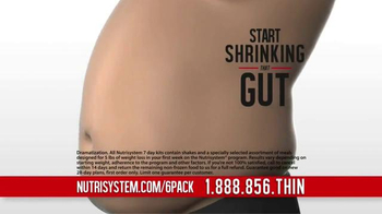 Nutrisystem Six Pack Attack Kit TV Spot Featuring Dan Marino - Thumbnail 9
