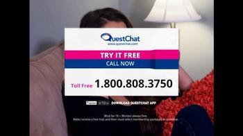 Quest Chat TV Spot, 'Skip the Noise' - Thumbnail 10