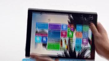 Microsoft Surface Pro3 TV Spot, 'Head to Head' Song by 2NE1 - Thumbnail 5