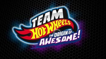 Team Hot Wheels: The Origin of Awesome! on Digital HD TV Spot - Thumbnail 7
