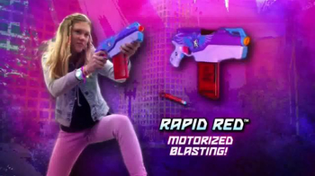 Nerf Rebelle Secrets & Spies TV Spot, 'Fearless' Song by Echosmith - Thumbnail 6
