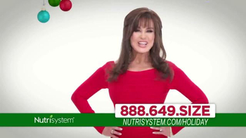 Nutrisystem TV Spot, 'Lose Weight Just In Time For the Holidays'  - Thumbnail 1
