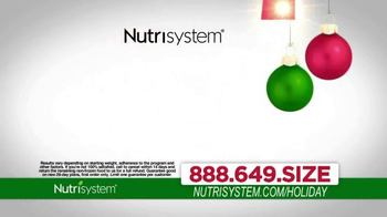 Nutrisystem TV Spot, 'Lose Weight Just In Time For the Holidays'  - Thumbnail 3