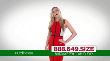Nutrisystem TV Spot, 'Lose Weight Just In Time For the Holidays'  - Thumbnail 4