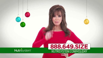 Nutrisystem TV Spot, 'Lose Weight Just In Time For the Holidays'  - Thumbnail 9