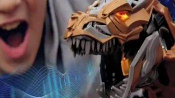 Transformers Stomp & Chomp Grimlock TV Spot - 988 commercial airings