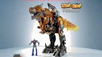 Transformers Stomp & Chomp Grimlock TV Spot - Thumbnail 10