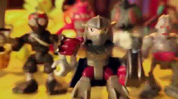 Teenage Mutant Ninja Turtles Half-Shell Heroes TV Spot, 'Shellraiser'