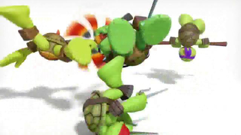 Teenage Mutant Ninja Turtles Half-Shell Heroes TV Spot, 'Shellraiser' - Thumbnail 2