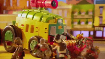 Teenage Mutant Ninja Turtles Half-Shell Heroes TV Spot, 'Shellraiser' - Thumbnail 5