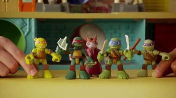 Teenage Mutant Ninja Turtles Half-Shell Heroes TV Spot, 'Shellraiser' - Thumbnail 8