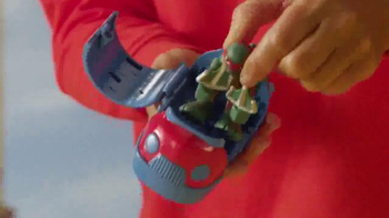 Teenage Mutant Ninja Turtles Half-Shell Heroes TV Spot, 'Shellraiser' - Thumbnail 9