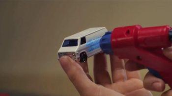 Hot Wheels Airbrush Auto Designer & Track Builder TV Spot