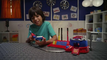Hot Wheels Airbrush Auto Designer & Track Builder TV Spot - Thumbnail 1