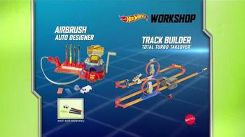 Hot Wheels Airbrush Auto Designer & Track Builder TV Spot - Thumbnail 10