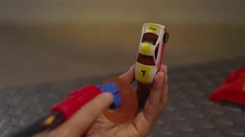 Hot Wheels Airbrush Auto Designer & Track Builder TV Spot - Thumbnail 4