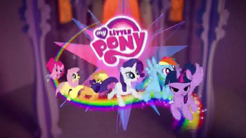 My Little Pony Friendship Rainbow Kingdom TV Spot - Thumbnail 1