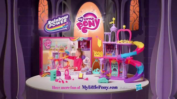 My Little Pony Friendship Rainbow Kingdom TV Spot - 1639 commercial airings