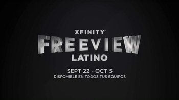 XFINITY Freeview Latino TV Spot [Spanish] - Thumbnail 9