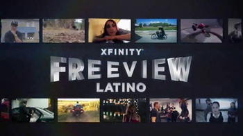 XFINITY Freeview Latino TV Spot [Spanish]