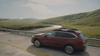 2015 Subaru Outback TV Spot, 'Memory Lane' Song by Bones of J.R. Jones - Thumbnail 5