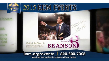 Kenneth Copeland Ministries TV Spot, '2014 KCM Events' - Thumbnail 9