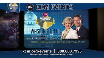 Kenneth Copeland Ministries TV Spot, '2014 KCM Events' - Thumbnail 5